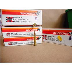 WINCHESTER 223 REM 55 GR SOFT POINT