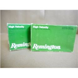 REMINGTON 270 WIN 150 AND 130 GR CORE-LOKT SOFT PT