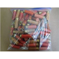 ASSORTED LOT OF 12 GA/ 16 GA SHOTGUN SHELLS VARIOUS SHOT SIZES