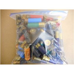 ASSORTED LOT OF 12 GA SHOTGUN SHELLS, VARIOUS SHOT SIZES