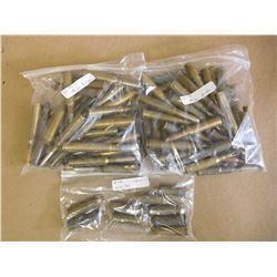 ASSORTED LOT OF RIFLE AMMO INCL 44-40 303 BR ETC