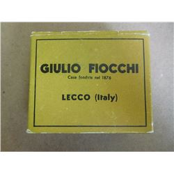 FIOCCHI SOLID DRAWN BRASS CASING GA .32