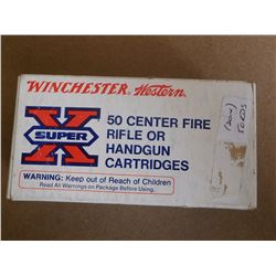 WINCHESTER .256 CAL WIN MAG 60 G R HOLLOW POINT EXPANDING