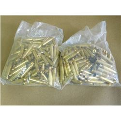 U 220 SWIFT BRASS CASINGS