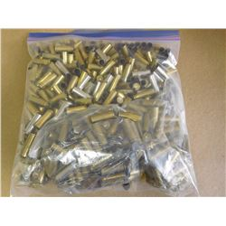 ASSORTED LOT OF .38 SPL CASINGS