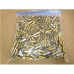 ASSORTED LOT OF CASINGS INCL .38  (MAJORITY OF CASINGS), 357 AND 45 COLT