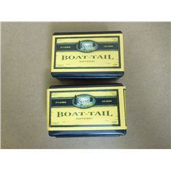 SPEER BULLETS, 27 CAL BOAT-TAIL SOFT POINT 120 GR