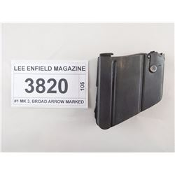 LEE ENFIELD MAGAZINE