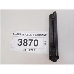 LUGER (STOEGER) MAGAZINE