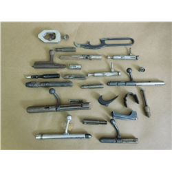 ASSORTED BOLTS AND PARTS