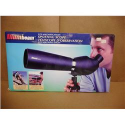 ILLUMBEAM SPOTTING SCOPE