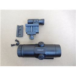 VMX-3T 3X MAGNIFIER TO BE USED WITH RED DOT