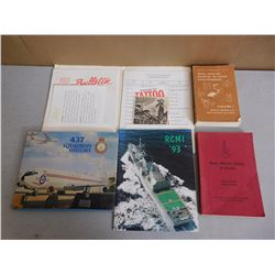 ASSORTED CANADIAN HISTORY AND MANUALS