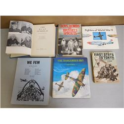 CANADIAN AIRFORCE BOOKS