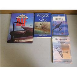 ASSORTED AIRFORCE BOOKS