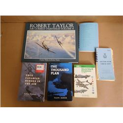 AIRFORCE BOOKS AND LISTS