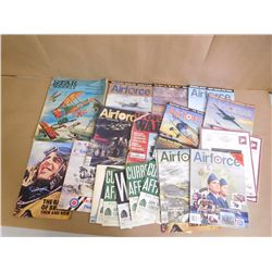 ASSORTED MAGAZINES AND PAMPHLETS