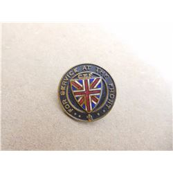 CANADIAN SERVICE PIN