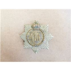 ROYAL CANADIAN REGIMENT CAP BADGE