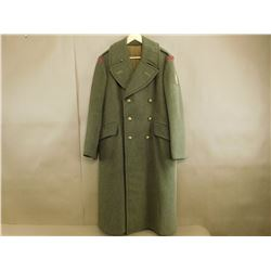MILITARY JACKET- WINTER LONG