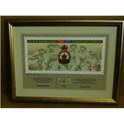 CANADA POST REMEMBRANCE STAMP
