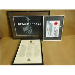 REMEMBRANCE PRINTS