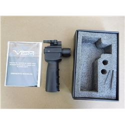 VISM FLASHLIGHT/LASER VERTICAL GRIP