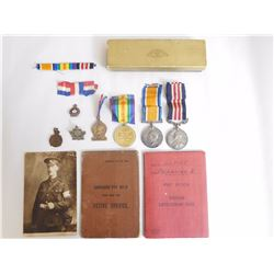 SGT. W. FAIRBAIRN COLLECTION