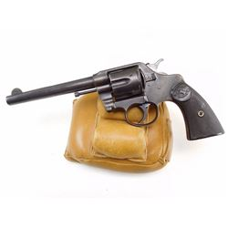 COLT , MODEL: 1892 NEW ARMY AND NAVY DOUBLE ACTION , CALIBER: 41 LONG COLT