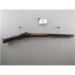 UNKNOWN PERCUSSION , MODEL: SINGLE SHOT , CALIBER: 12 BORE