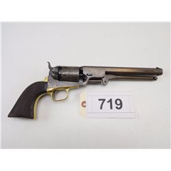 COLT , MODEL: 1851 NAVY , CALIBER: 36 CAL