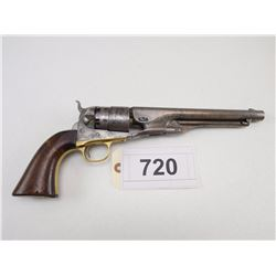 COLT , MODEL: 1860 ARMY , CALIBER: 44 CAL
