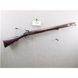 BRITISH SERVICE  , MODEL: 1842 MUSKET , CALIBER: 65 CAL
