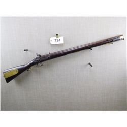 BRITISH SERVICE  , MODEL: BRUNSWICK  , CALIBER: 70 CAL PERCUSSION