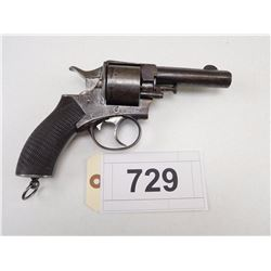 UNKNOWN COPY OF WEBLEY , MODEL: COPY RIC 2 , CALIBER: 450 CF