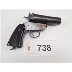 HARRINGTON & RICHARDSON , MODEL: MKVI , CALIBER: 1""