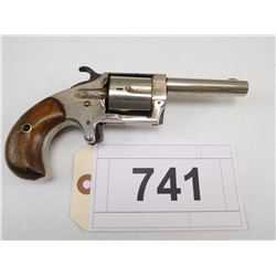 STERLING , MODEL: STERLING , CALIBER: 32 RIM FIRE
