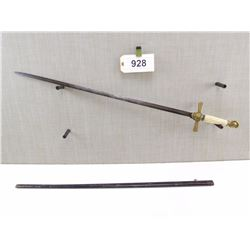TYLER MASONIC SWORD