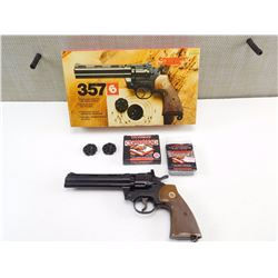 CROSMAN 357 REVOLVER STYLE AIR HANDGUN