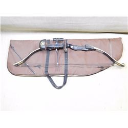 BEAR COMPOUND BOW WITH SOFT CASE