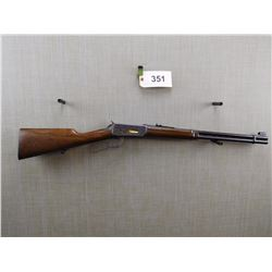 WINCHESTER , MODEL: 94 SADDLE RING CARBINE , CALIBER: 30-30