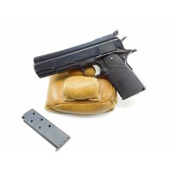 COLT , MODEL: 1911 WORLD WAR 1 MEUSE ARGONNE COMEMORATIVE , CALIBER: 45 ACP