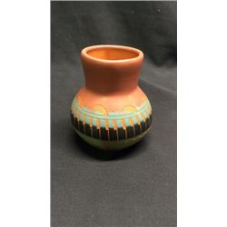 Small Navajo Pot Artist Signed