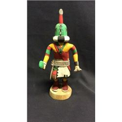 Hopi Kachina Doll Artist Signed