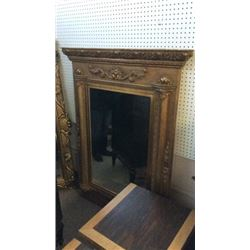 American Decor Beveled Gold Frame Mirror 56''T x