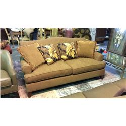 Century Sofa with Spring Down Cushions