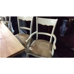 Ardley Hall Dinning Chairs Set of 6  1 Arm 5