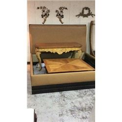 Century King Size Soft Sided Padded Bed
