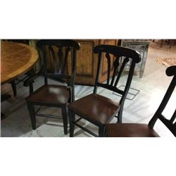 Accents and Beyond Set of 8 Chairs