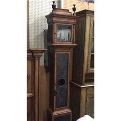 Maitland Smith Grandfather Clock with Quartz